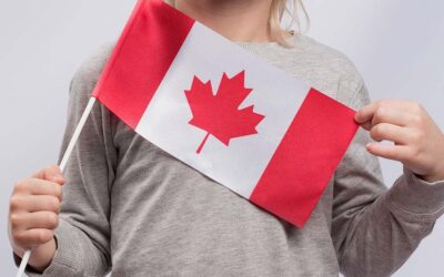 Minor child applying for Canadian Citizenship